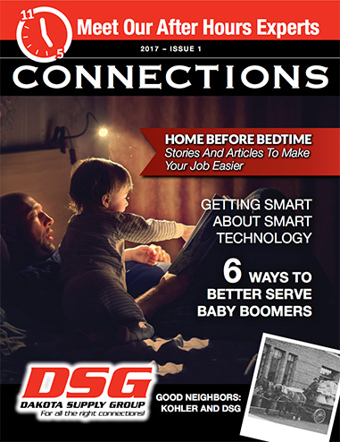 DSG Connections 2017 - Issue 1