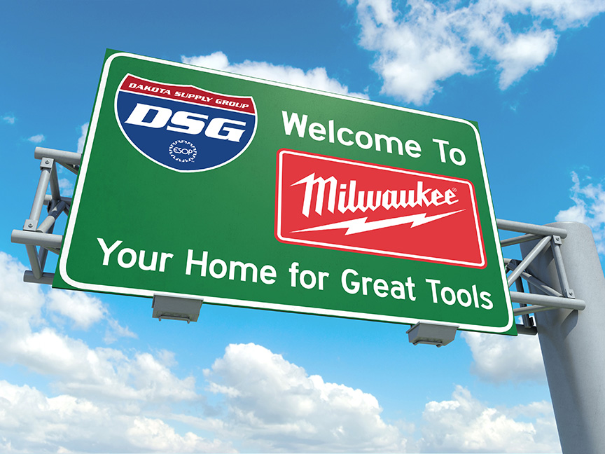 DSG is your home for Milwaukee Tools