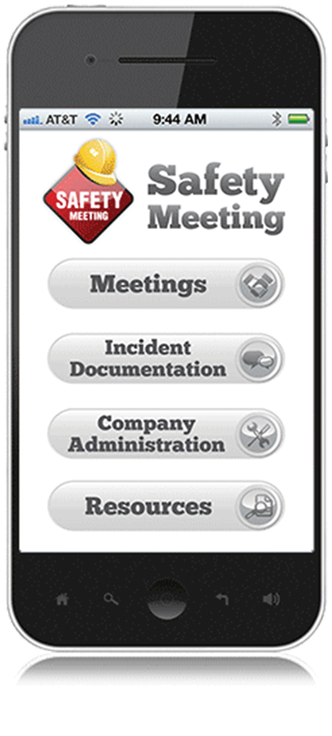 The Safety Meeting App