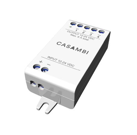 Diode LED CBU-PWM4 CASAMBI PWM4 Single Color Dimming Controller