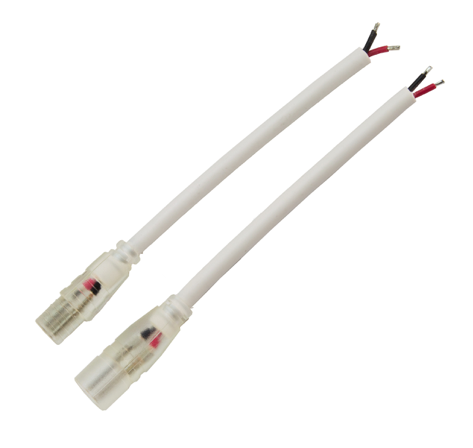 Diode LED DI-0725 9mm Wet Location Solder Connector Pair - Single
