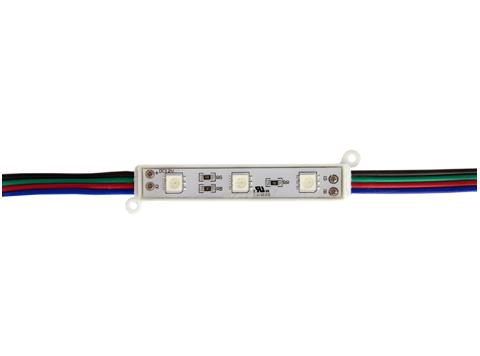 Diode LED DI-12V-P2-TB50 PURALIGHT® 2 - TRIOBRIGHT - Wide Beam LED Light Module, 12V, 5000K, 80+ CRI, 40 Module Strand