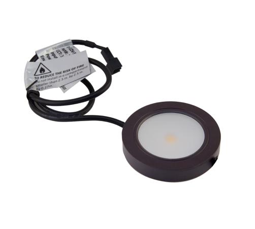 Diode LED DI-12V-SPOT-LK27-90-BR SPOTMOD® LINK LED Fixture, Bronze, 2700K