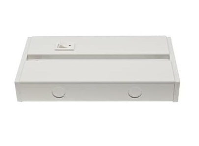 Diode LED DI-1305-WH FENCER® Junction Box with On/Off Switch - White