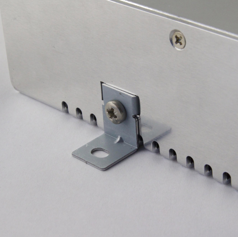 Diode LED DI-1733 Mounting Brackets with Screws - Set of 4