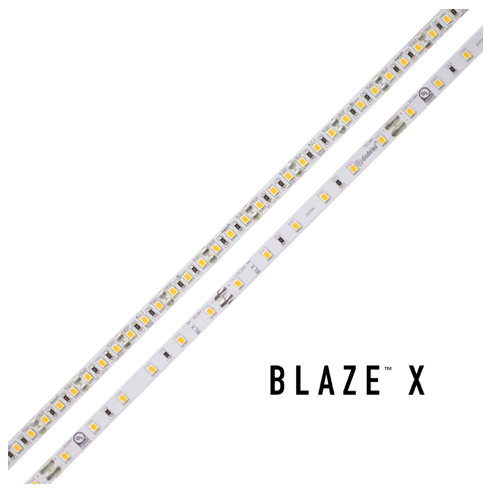 Diode LED DI-12V-BLX2-30-W016 BLAZE™ X 200 Wet Location Strip Light, 12V, 3000K, 16.4 ft. Spool
