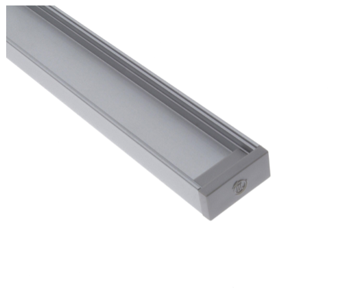 Diode LED DI-CPCHA-SL72-10 CHROMAPATH® Channel - SLIM, 72-inch,  Pack of 10