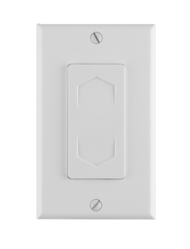 Diode LED DI-REIGN-TS-WH REIGN® Wall Mount LED Dimmer - Touch Dimmer, White