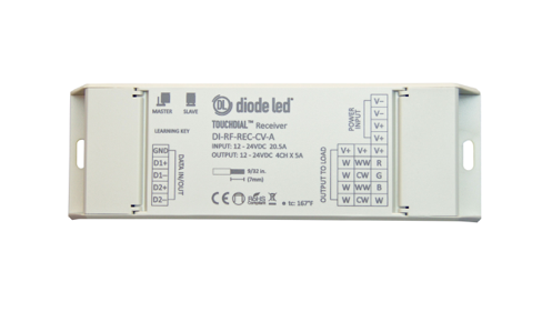 Diode LED DI-RF-REC-CV-A TOUCHDIAL™ Color Control System - WiFi Receiver