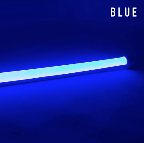 Diode LED DI-24V-TE-NBL4-BL-16 NEON BLAZE™ 24V Linear LED Light, Top Emitting, 4.4W/ft, Blue, 16.4ft spool