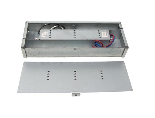 Diode LED VLM60W-12-LPM LO-PRO® Mini LED driver junction box & driver combo, 12V 60W VLM
