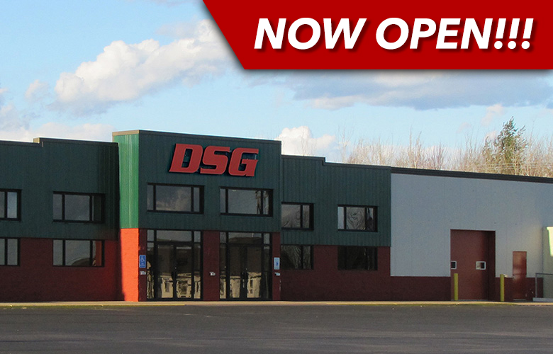 New DSG Facility in Rice Lake, WI