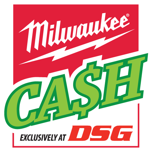 Milwaukee Cash - Exclusively at DSG