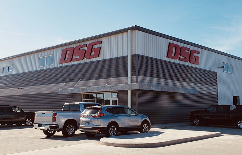 DSG Sioux Falls is NOW OPEN