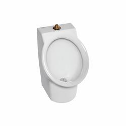 American Standard 6042001EC.020 Decorum® High Efficiency Urinal, 0.125 gpf, Top Spud, Wall Mount, White, Import